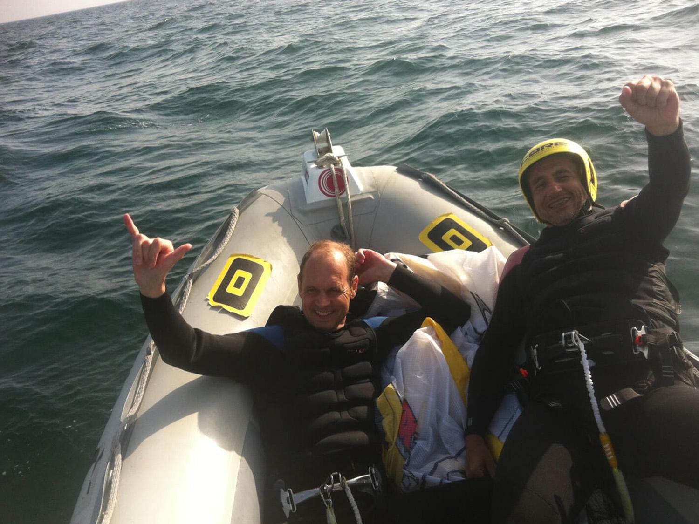 cursos de kite surf en southcore