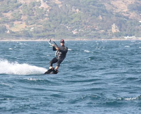 Cursos de kitesurf para avanzados