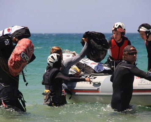 cursos de kitesurf en tarifa